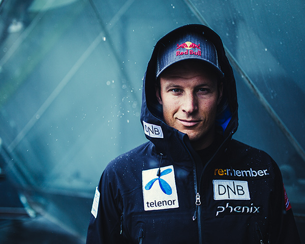 Red Bull Athlete Portraits